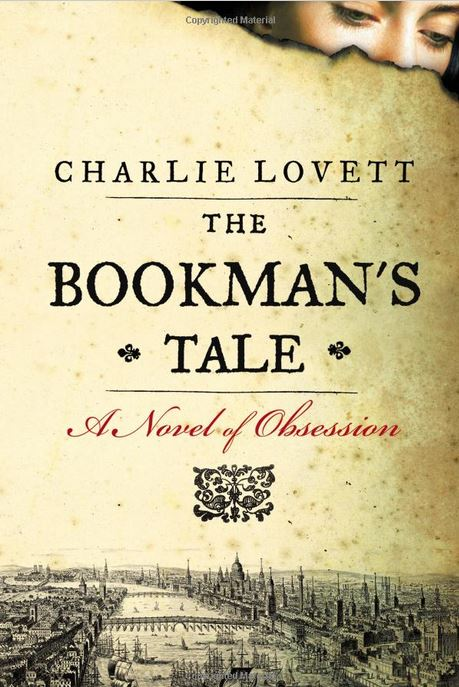 DBT #0176: Charlie Lovett – The Bookman's Tale: A Novel of Obsession