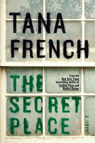 DBT 0198: Tana French – The Secret Place (Dublin Murder Squad Book 5)